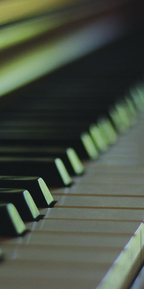 Brandon Wilson Piano